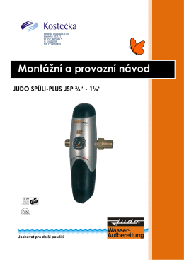 UM_JSP 0,75_1,25 - Kostečka Group, s.r.o.