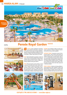 Pensée Royal Garden ****