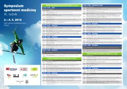 Symposium sportovní medicíny
