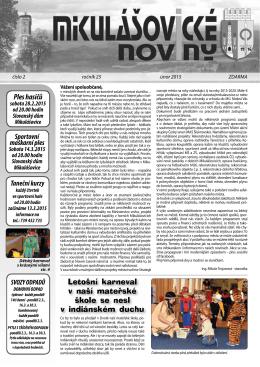 Mikulášovické noviny