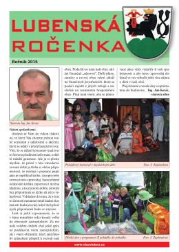 Ročenka – 2015