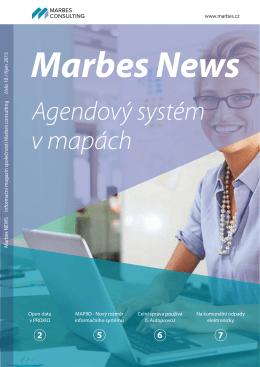 říjen 2015 - MARBES CONSULTING sro