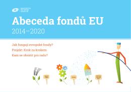 Abeceda fondů EU 2014–2020