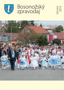 Bosonožský zpravodaj č. 5, červen 2015