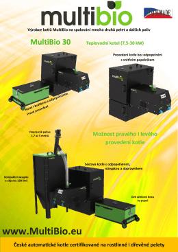 Prospekt MultiBio 30 EB/ESB - topte