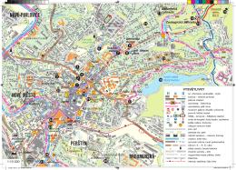 mapa liberce