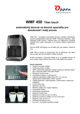 WMF 450 info