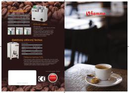 Prospekt CZ_Fiamma_kávovary - Gastro-tip
