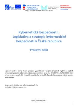 pracovní sešit - 1. část - Institut pro veřejnou správu Praha