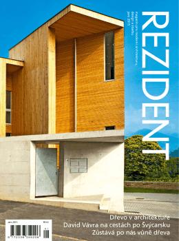 Dřevo v architektuře David Vávra na cestách po - E