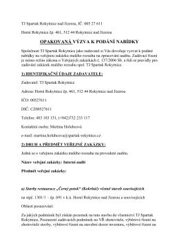 dokument pdf - Skiareál Rokytnice nad Jizerou