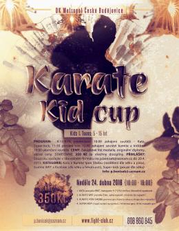 Karate Kid Cup (České Budějovice)