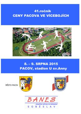 9. SRPNA 2015 PACOV, stadion U sv.Anny