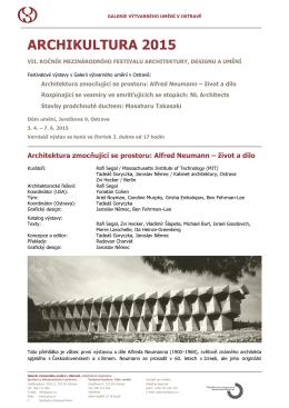 Archikultura 2015 (pdf.)