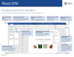 Word 2016 - Microsoft