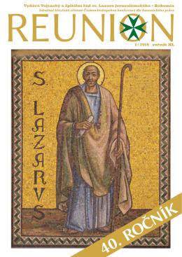 stahuj zde - Řád sv. Lazara Jeruzalémského