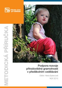 Podpora rozvoje přírodovědné gramotnosti v předškolním
