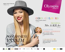 Stáhnout PDF - Olympia Olomouc
