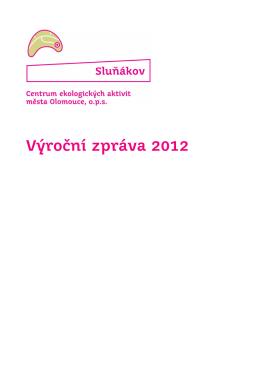 2012 - Sluňákov