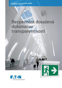 Bezpečnost dosažená dokonalou transparentností
