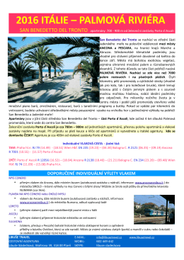 palmová riviéra - Libuše Travel