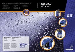 2006/2007 katalog