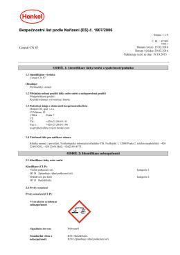 Ceresit CN 87 Rychletvrdnoucí vyrovnávací hmota