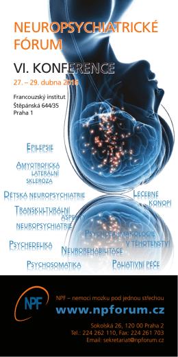 neuropsychiatrické fórum