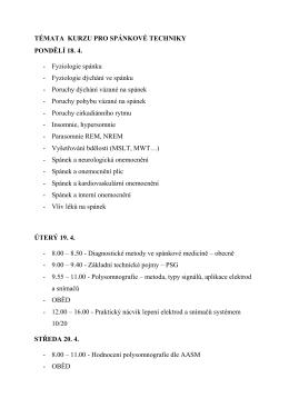 Program kurzu