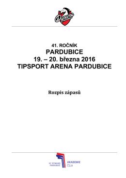 Sobota 19.3.2016 - HC Dynamo Pardubice