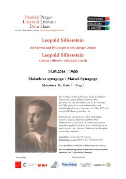 Leopold Silberstein Leopold Silberstein