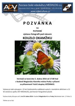 POZV Á NKA - videoculture.cz