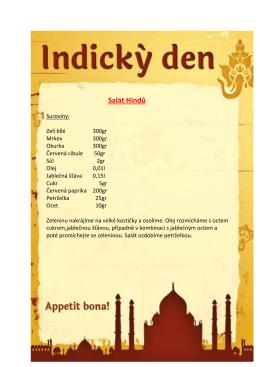 Salát Hindů