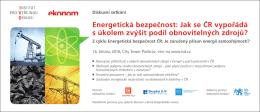 Energetická bezpečnost: Jak se ČR vypořádá s úkolem zvýšit podíl
