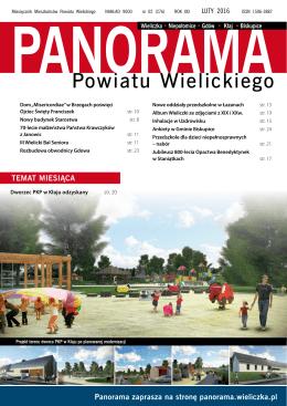 Gazeta Panorama Powiatu Wielickiego