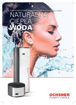 naturalna ciepła woda - Pompy Ciepla Serwis