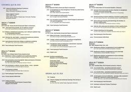 Pobierz zaproszenie - IV Międzynarodowa Konferencja