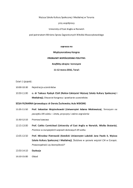 Kongres PWP - program ostateczny PL-1