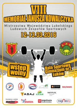 Hala Sportowa Gimnazjum nr2 Łuków