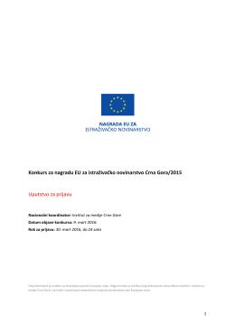 pdf dokument - Institut za medije Crne Gore