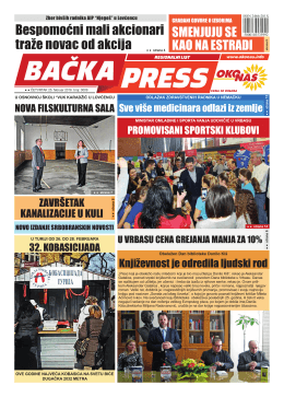 BAČKA PRESS br.9