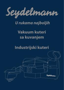 Vakuum kuteri sa kuvanjem Industrijski kuteri