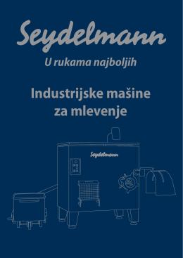 IIndustrijske mašine za mlevenje