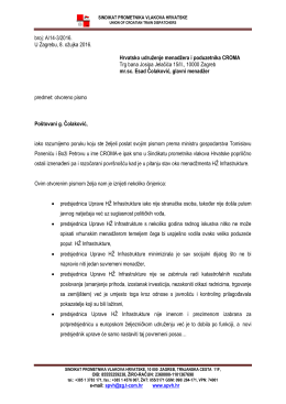 A 14 Otvoreno pismo gosp Colakovic 8 3 2016