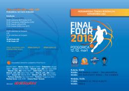 final four 2016 – u15 i u17