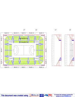 mjesta u areni