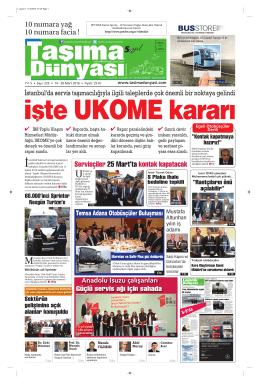 1_Layout 1 - Taşıma Dünyası Gazetesi