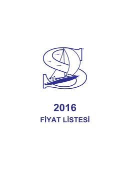 saray 2016 fiyat listesi indir