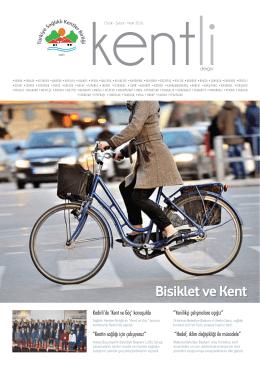 Bisiklet ve Kent - Türkiye Sağlıklı Kentler Birliği