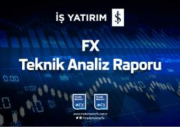 Günlük FX Teknik Analiz Raporu10.03.2016